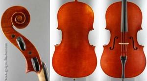 Werkstatt Fischer – Cello neu