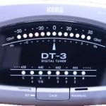 Korg Digital Tuner DT3