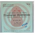 Karl Weidler Viola A
