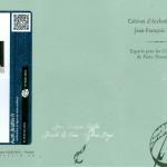 Zertifikat J.F. Raffin