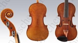 Orchestergeige Ernst Meyn