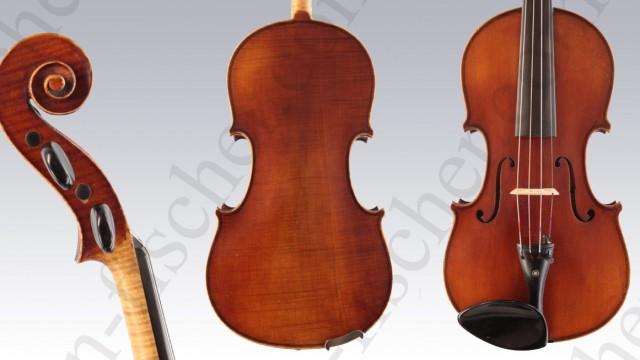 Orchestergeige Mittenwalder Arbeit