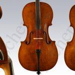 Martin Diehl Cello