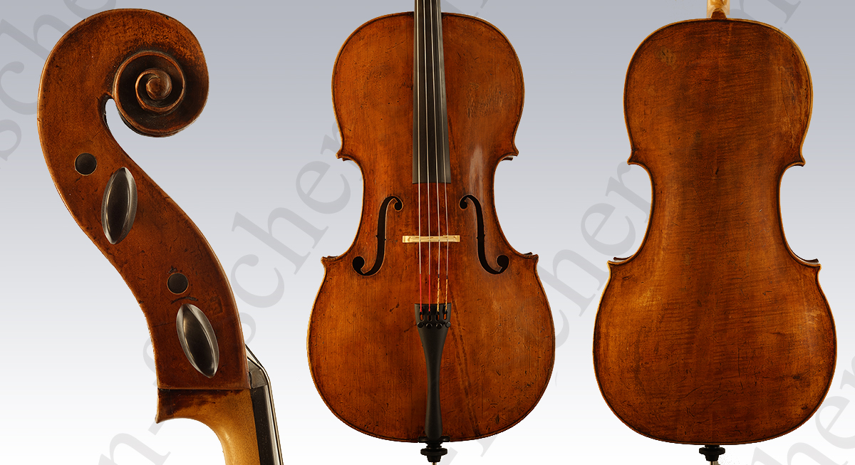Martin Diehl Cello
