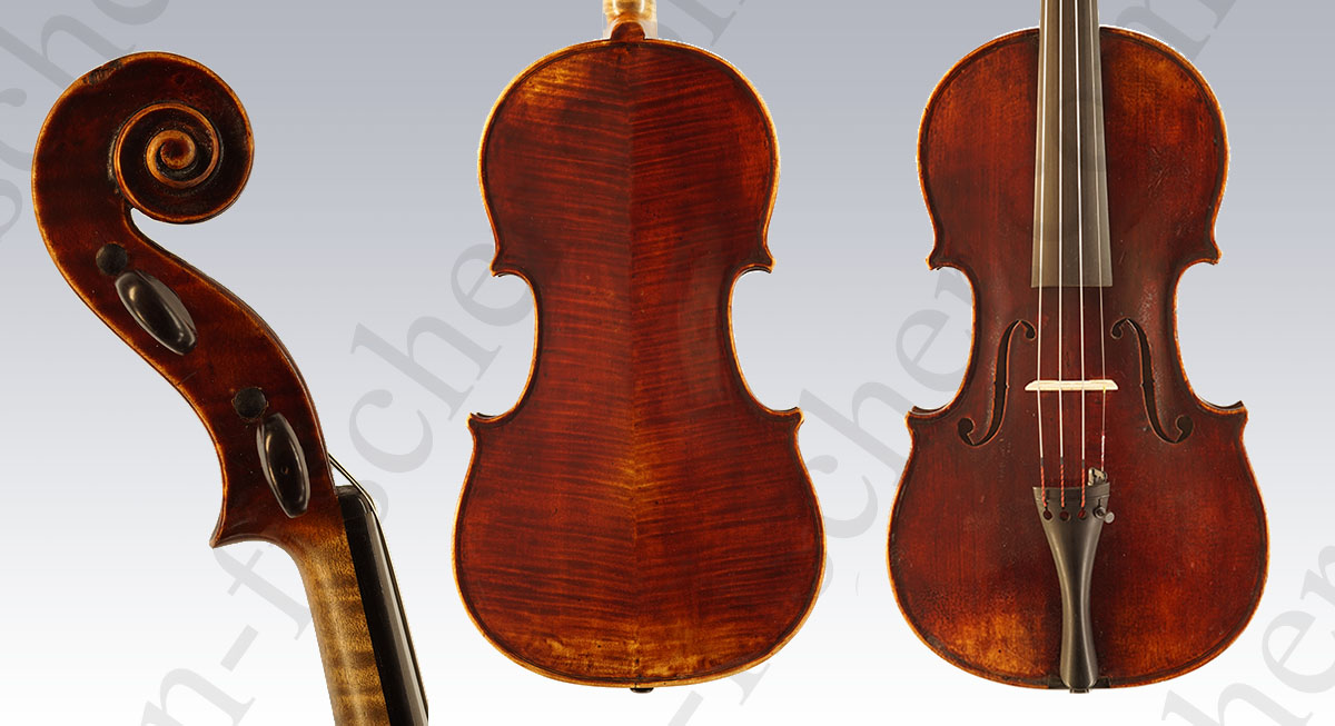Claude Pirot Geige Violine 2773