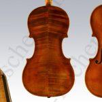 Georges Apparut violin