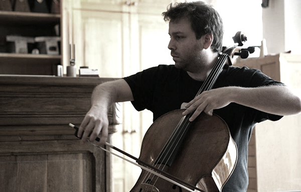 Bortholomew LaFolette, Principal Cello Teacher at Menuhin School, London