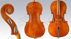 Bohemian Cello (ca. 1900)