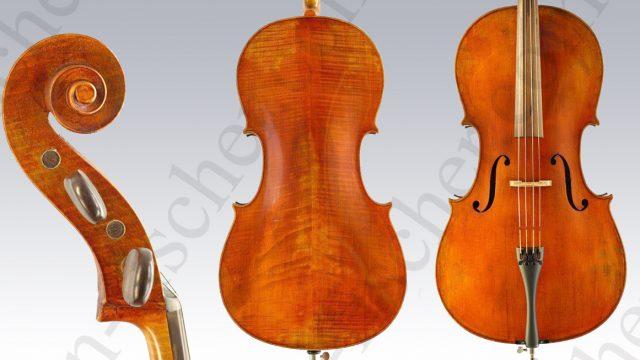 Bohemian Cello (ca. 1900)