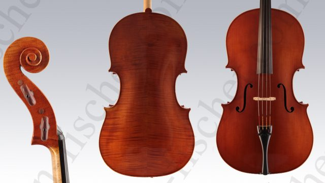 W.D. Fischer Cello 1998