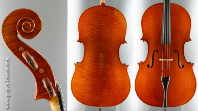 W.D. Fischer Cello