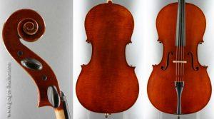 W.D. Fischer Cello 2010