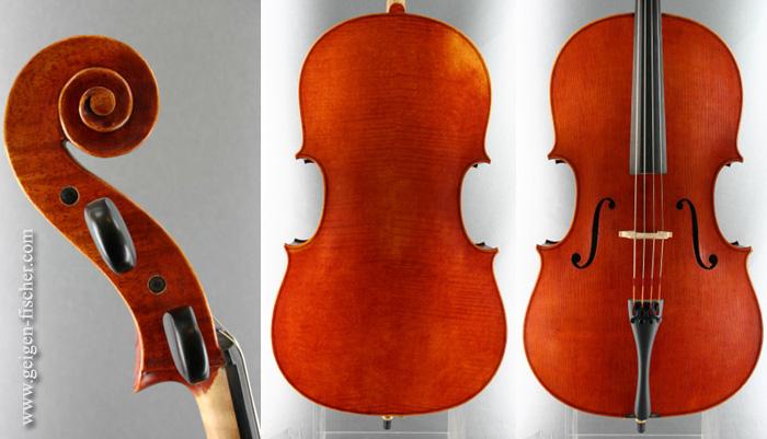 Geigenbau Fischer Cello