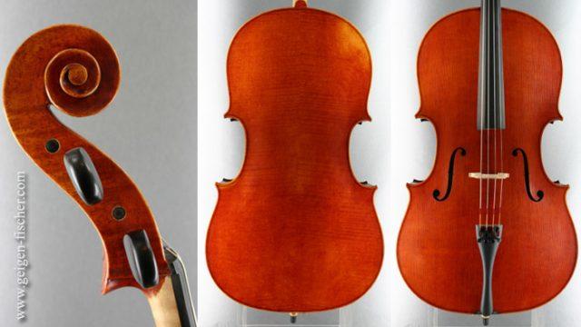 W.D. Fischer Cello 2005