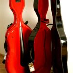 Gewa cello cases