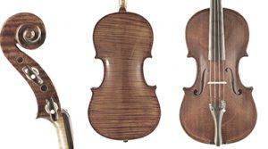 Instrumente und Bögen