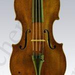 Georg Kloz Geige Decke