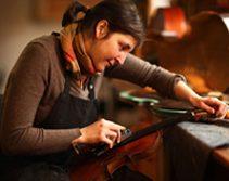 Master Luthier Lena Fischer