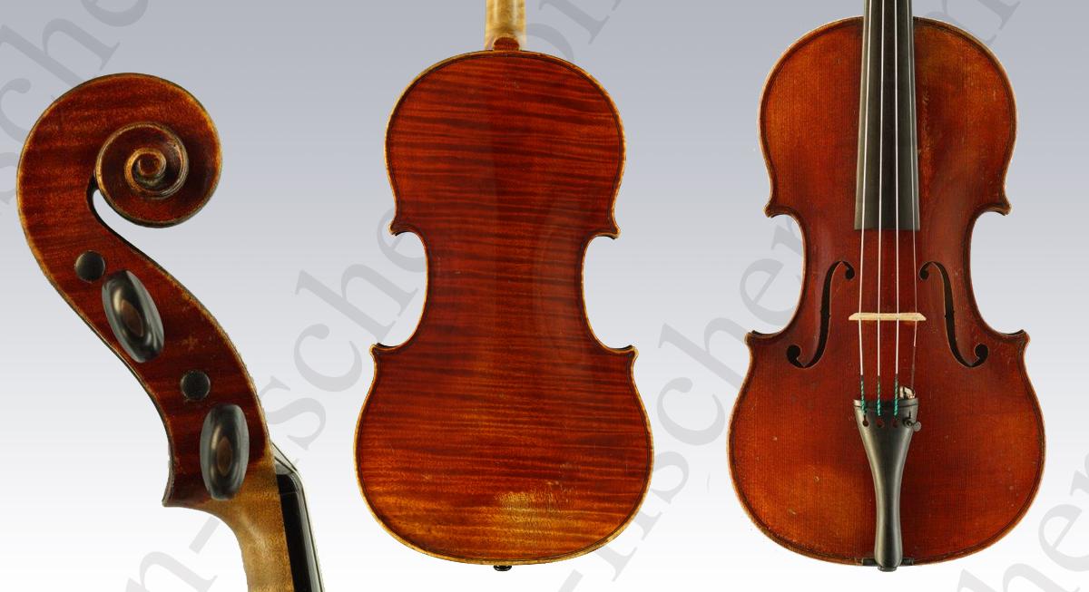 Miremont violin