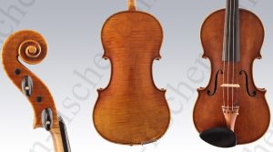 German violin by Ernst Meyn