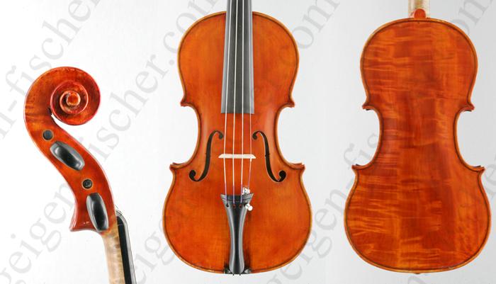 Piastri violin