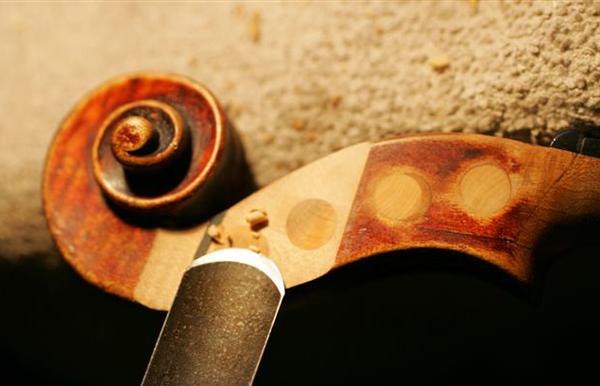 violinen reparatur
