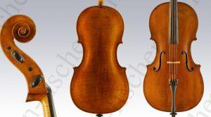 Jean-Baptiste Salomon (Paris) 1750 – 1/2 Größe