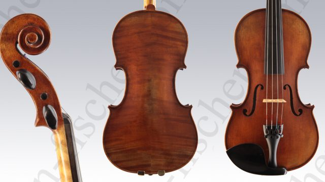 Student Violin by Luthes (Paris)