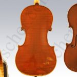 Schwartz violine