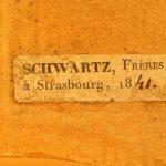 Violine Schwartz Frères