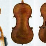Hans Trautner violin