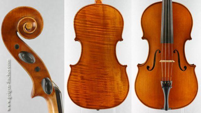 W.D. Fischer Viola 1998