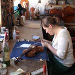 Verena Langer violin maker